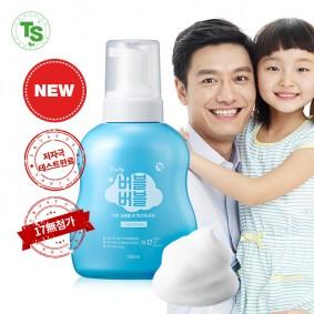 TS温和泡沫清洁液 500ml