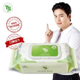 TS纤维湿巾 72抽
