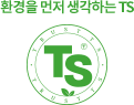 TS트릴리온 TS헬스&리빙 로고